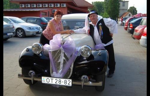 Bánszki Ferenc - esküvői szolgáltató