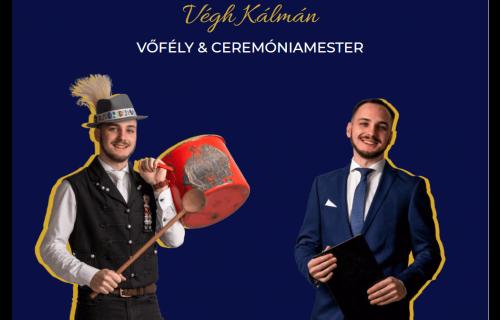 Végh Kálmán Vőfély & Ceremóniamester - esküvői szolgáltató