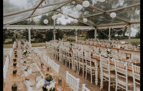 Sátorkölcsönző Kft. - esküvői szolgáltató
