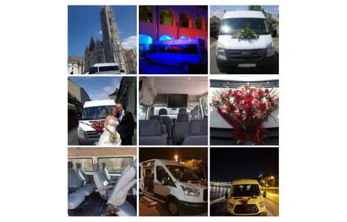 Lacibusz Esküvői buszbérlés. Násznépszállítás. Személyszállítás 8 főig. - esküvői szolgáltató