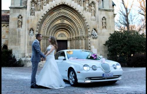 Luxus Cars Jaguar - Esküvői Autóbérlés - esküvői szolgáltató