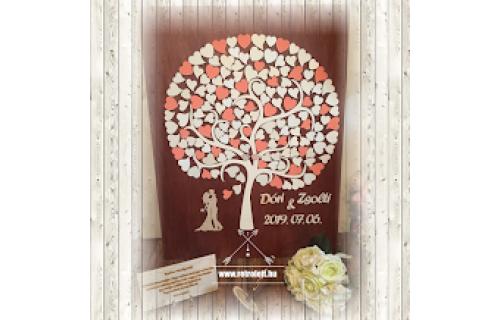 Retrolett Képműhely és Esküvői Dekorációk - esküvői szolgáltató