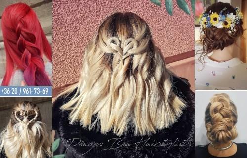 Pénzes Bea Hairstylist ✂️ - esküvői szolgáltató