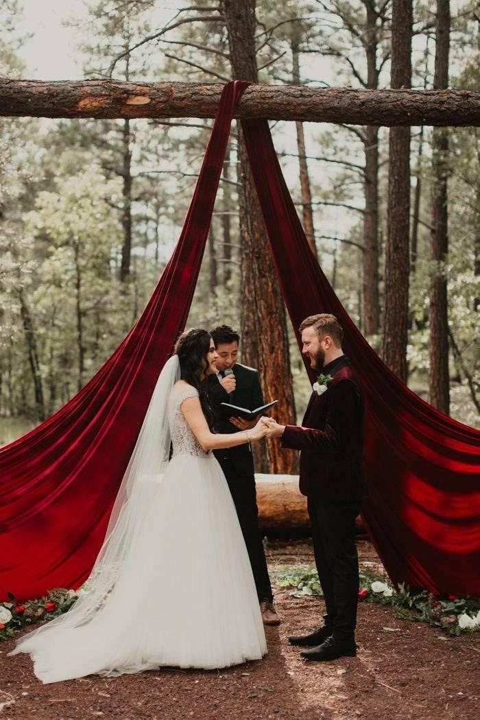 bársony esküvő