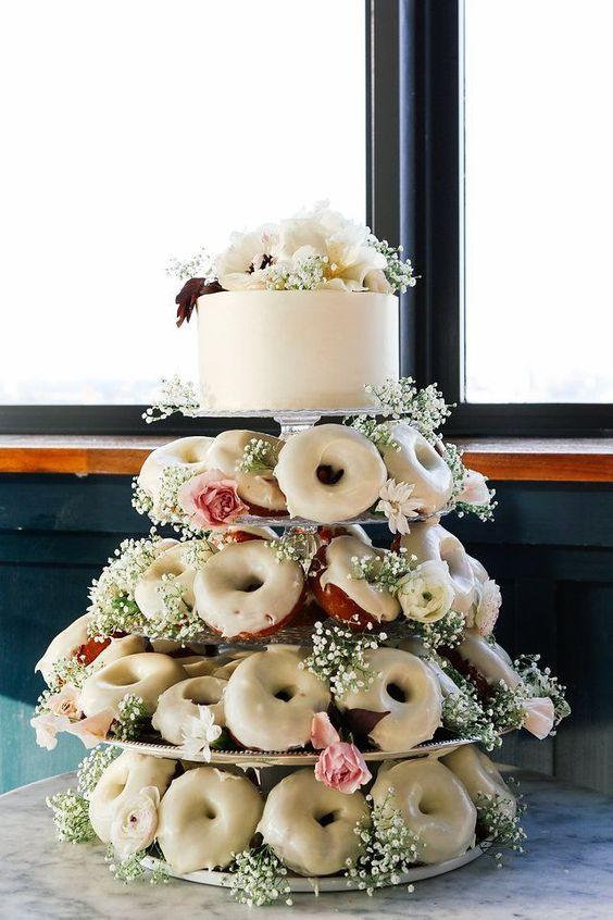 fánk esküvő