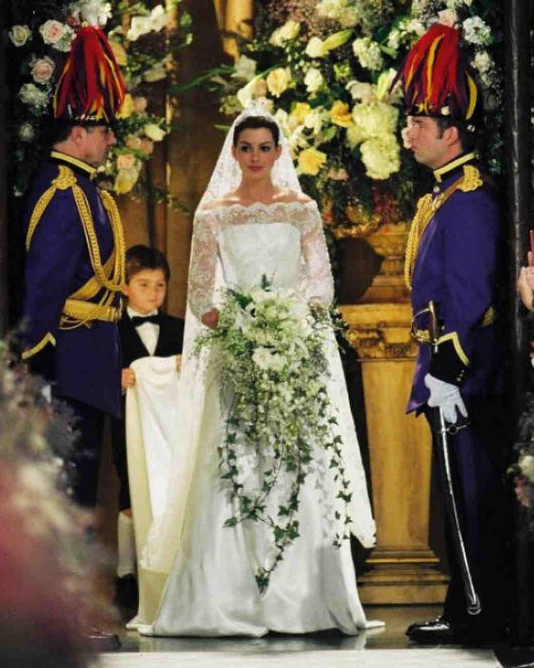 Neveletlen hercegnő esküvő