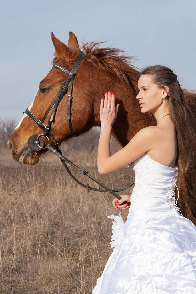 ló és menyasszony