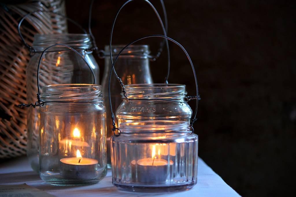esküvői dekor ötletek házilag