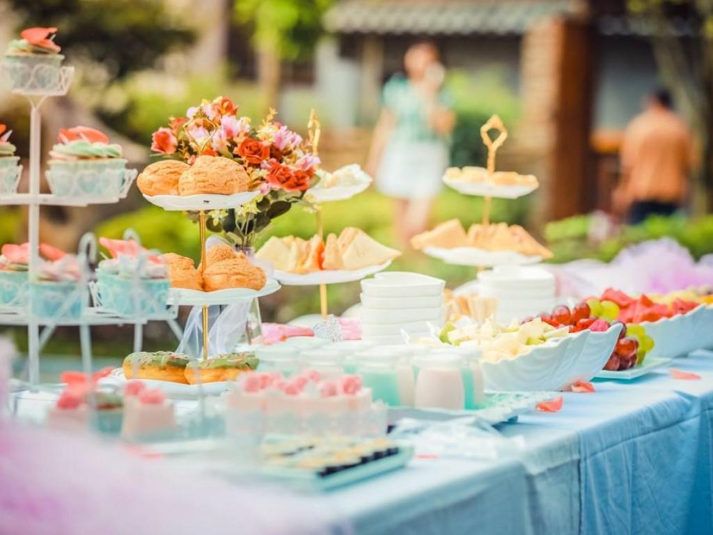 Esküvői torta helyett