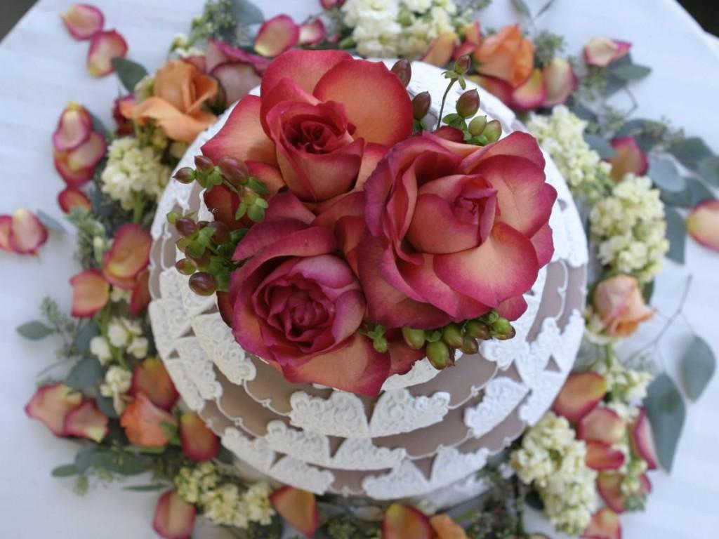 Ilyet még nem láttál - Lenyűgöző esküvői torták