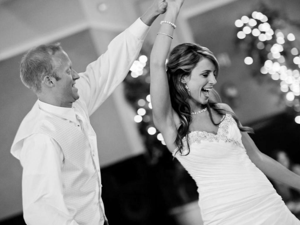 Tánc az esküvőn. Mikor, mit, hogyan?