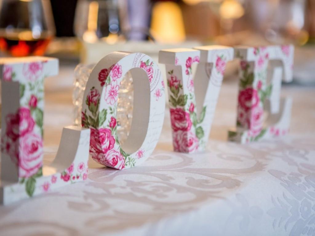 Esküvői dekoráció ötletek házilag