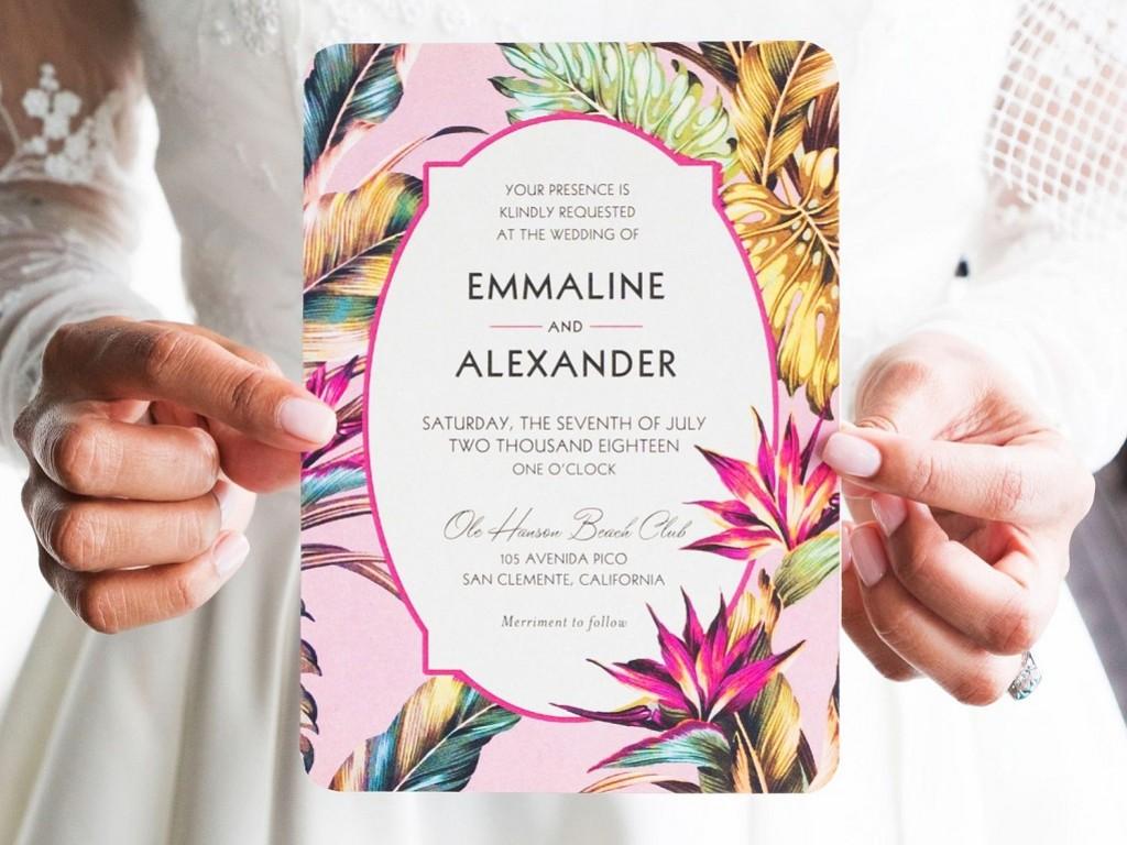 Az esküvői meghívó szöveg megfogalmazása