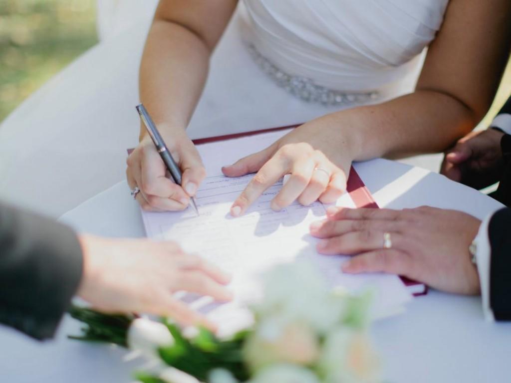 Házasságkötéshez szükséges dokumentumok