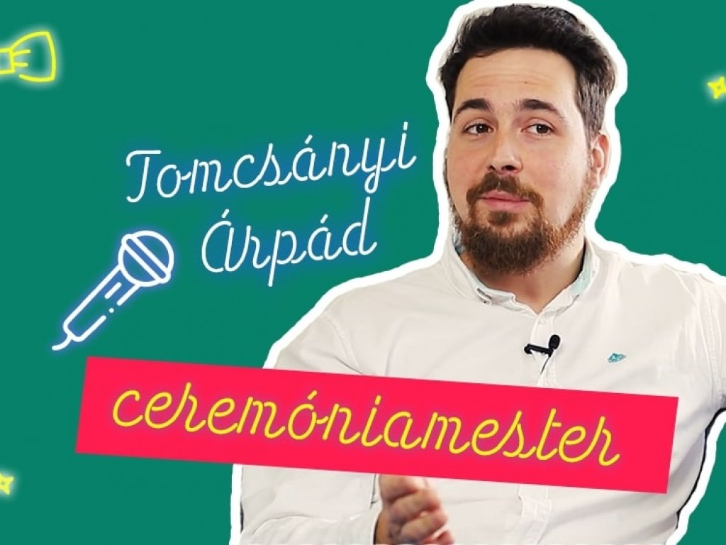Tomcsányi Árpád ceremóniamester