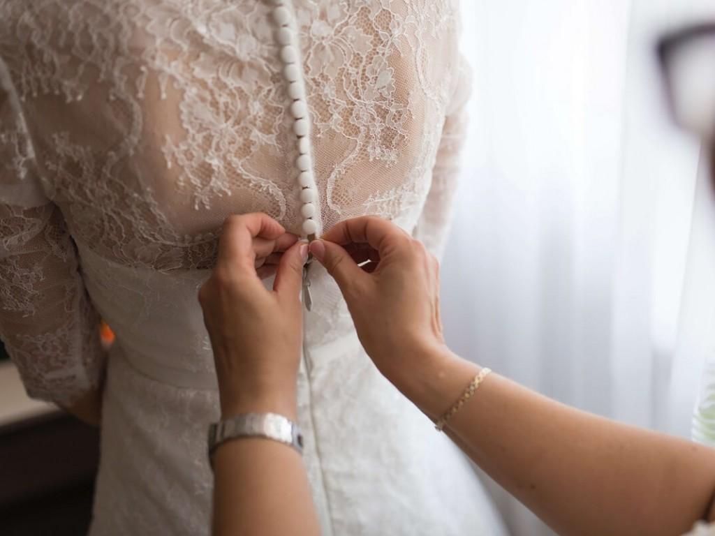 Használt esküvői ruha