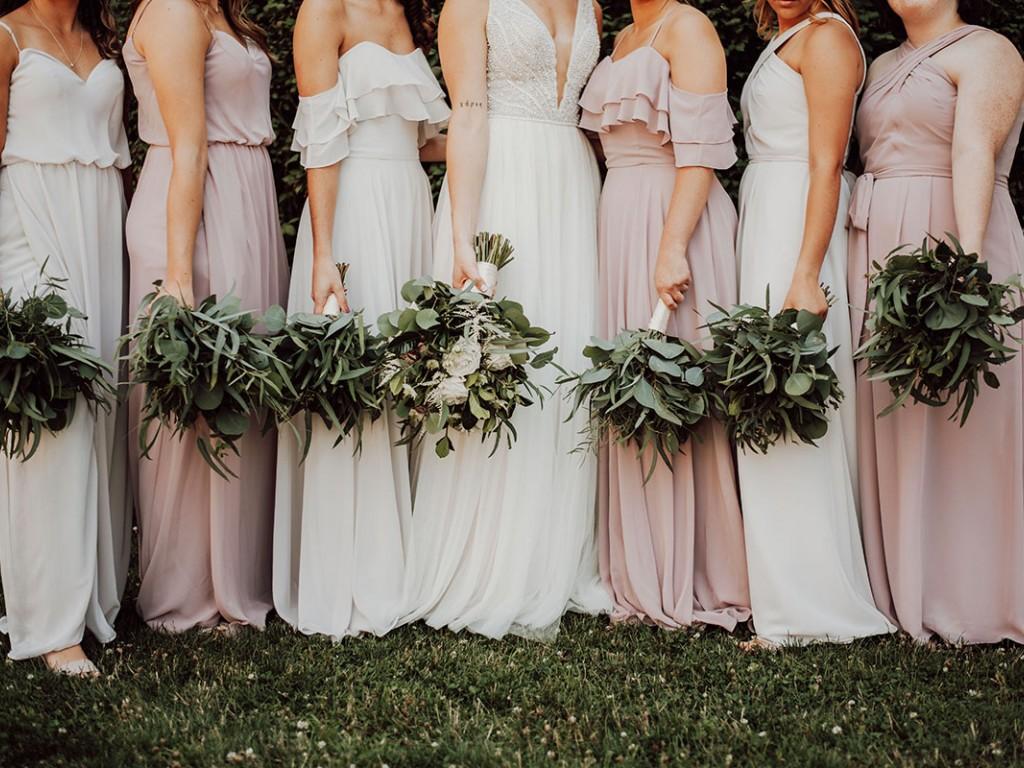 Infinity ruha – a koszorúslányok kedvence