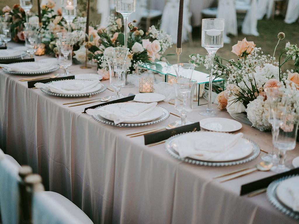 Esküvői ültetési rend - Miért fontos és hogyan csináld?