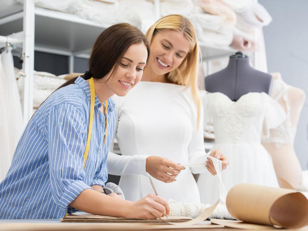 Esküvői ruha varrás - Pro és kontra érvekkel segítünk a döntésben