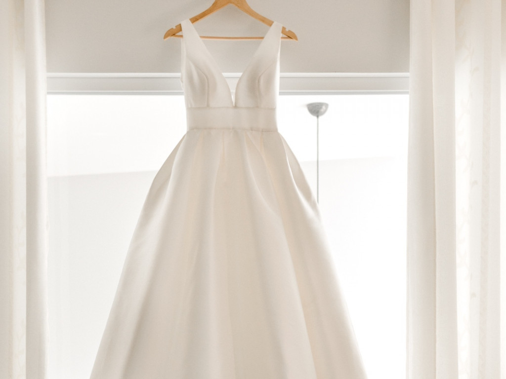 A használt menyasszonyi ruha nem csak a pénztárcádnak kedvez