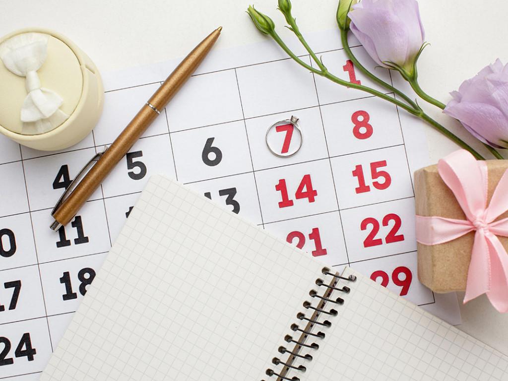Munkaszüneti napok 2021 - Ezekre ügyelj, ha esküvőt tervezel