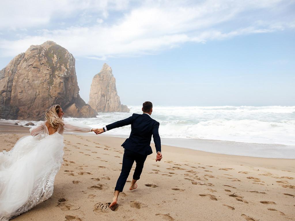 Elopement wedding – Romantikus esküvő külföldön kettesben
